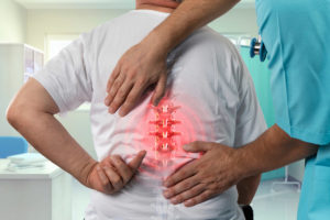 The Most Common Back Injuries Caused by Motor Vehicle Accidents